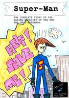 Super-Man Issue 1 by MichaelJNimmo