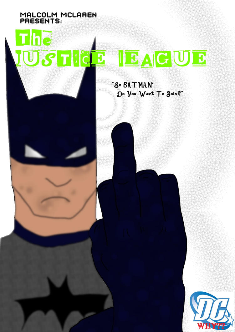 Batman Says No!