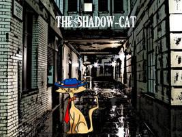 Shadow Cat by MichaelJNimmo