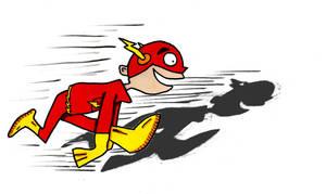 The Flash by MichaelJNimmo