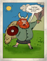 Scots by MichaelJNimmo