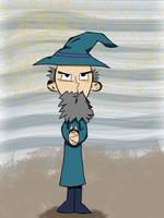 Wizard by MichaelJNimmo