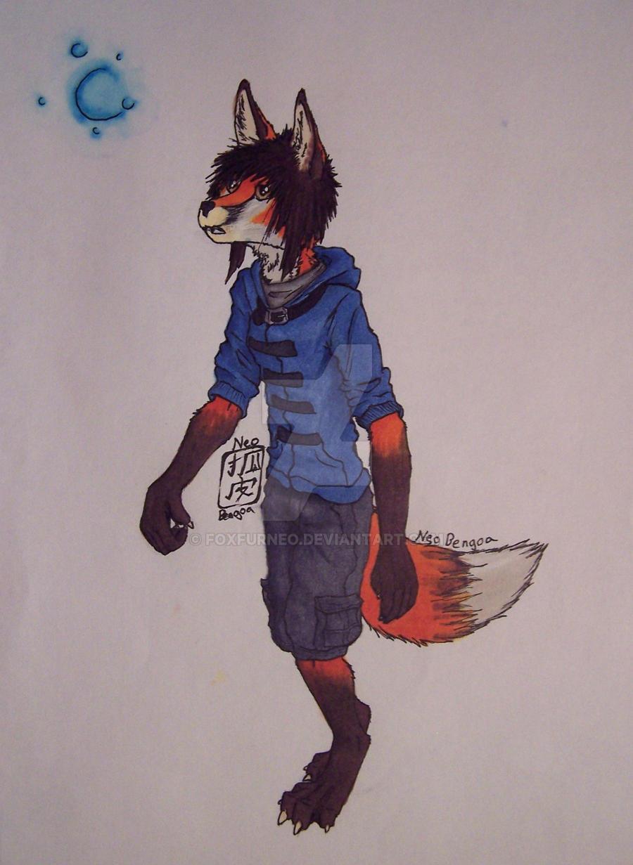 Curiosity - FoxfurNeo by FoxfurNeo