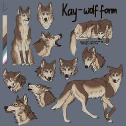 Kayden (wolf) | ref