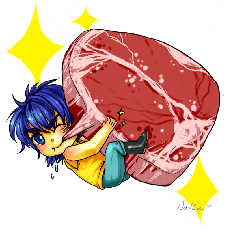 Toriko By Chibicomadreja On DeviantArt