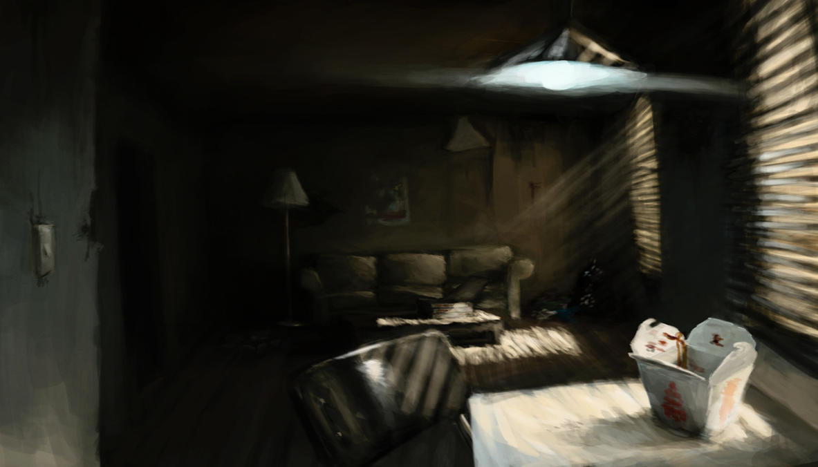 Dirty Apartment Concept By Opengraphics On Deviantart