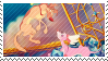 All Dogs Go To Heaven Stamp by clovenhoofguise
