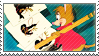 Traditional Animation Stamp by clovenhoofguise