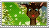 Heidi's Song Stamp by Wolfrott