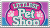 Littlest Pet Shop (original) stamp
