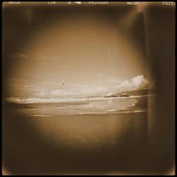 Kitesurfing by JillAuville