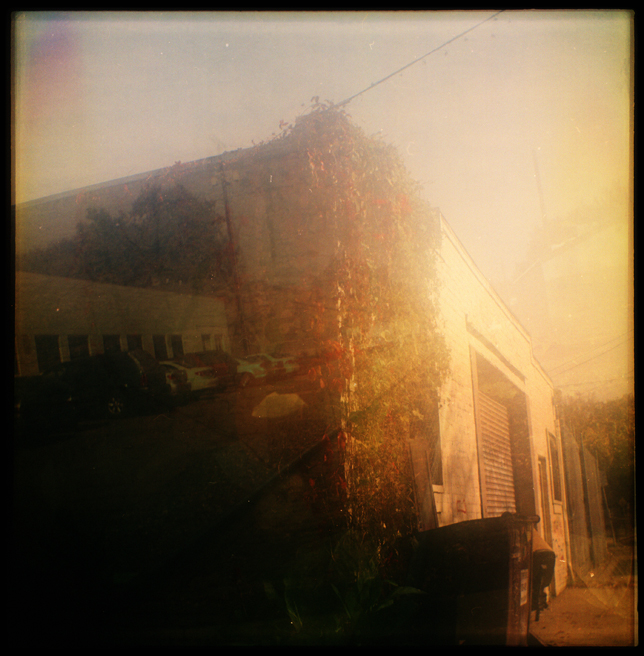 Sunset Storage by JillAuville
