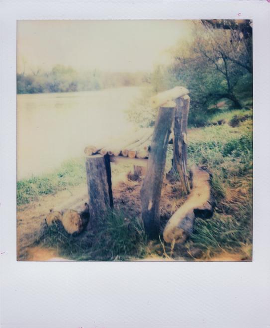 Log Lounge by JillAuville