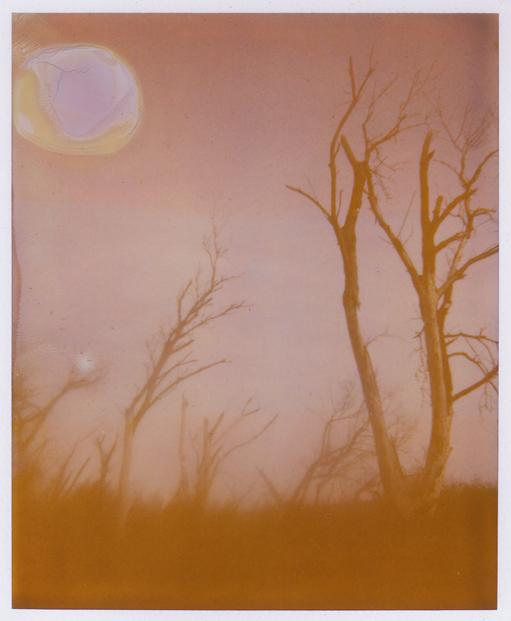 Faux Moon by JillAuville