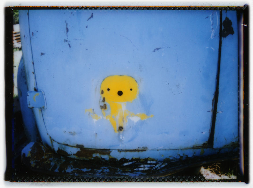 Yellow Dog by JillAuville