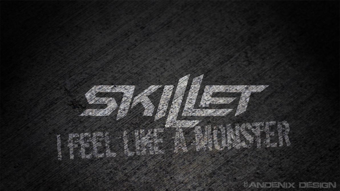 Skillet Wallpaper Monster