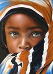 AFRICAN GIRL 74
