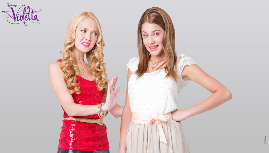 Violetta vs Ludmila by defyingg