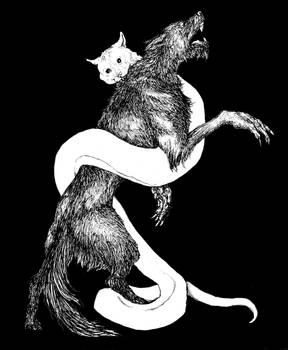 The dance of the Tanzlewurm