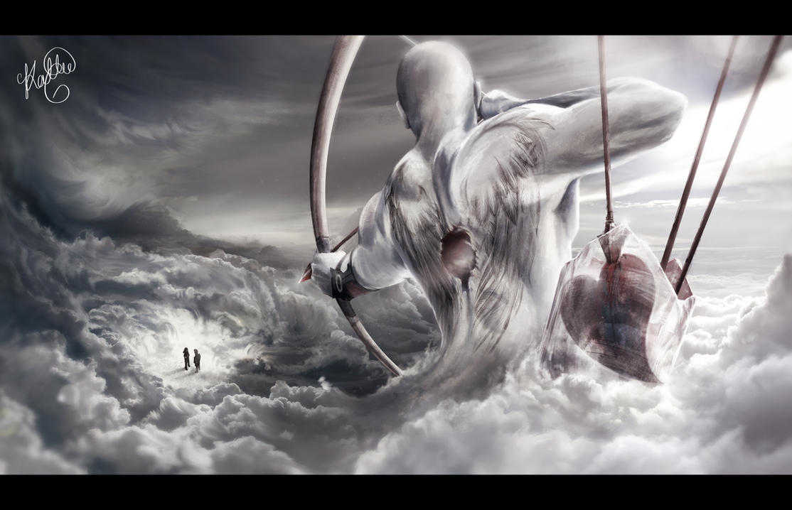 Cupid Heart by xXKallieXx