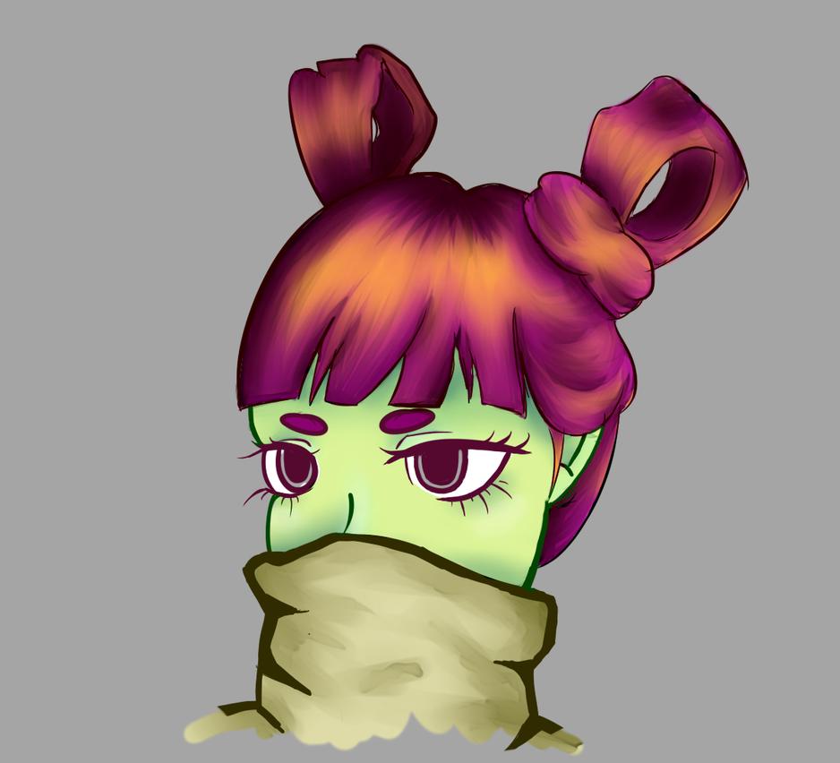 Toxic Tammy { ORIGINAL CHARACTER } by iliveinabox1
