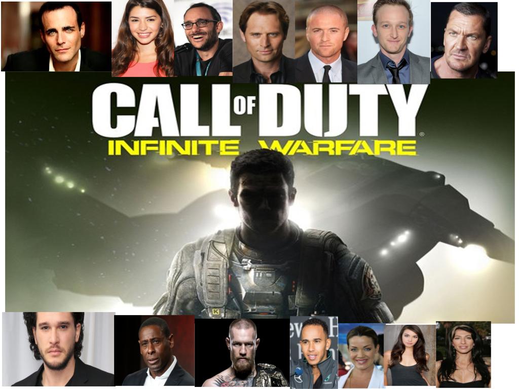 Infinite Warfare Tribute by mdscarfaceone
