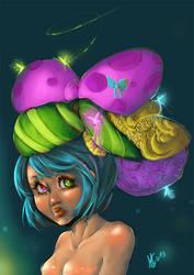 Cyanide Candy by PissedArtwork