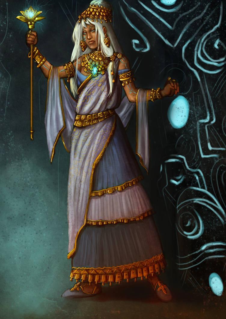 Queen Kidagakash by PissedArtwork
