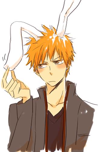 bunny Ichigo by cestparfait