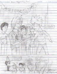 Drawing Manga in Class, pt.5 by AndyKusanagi