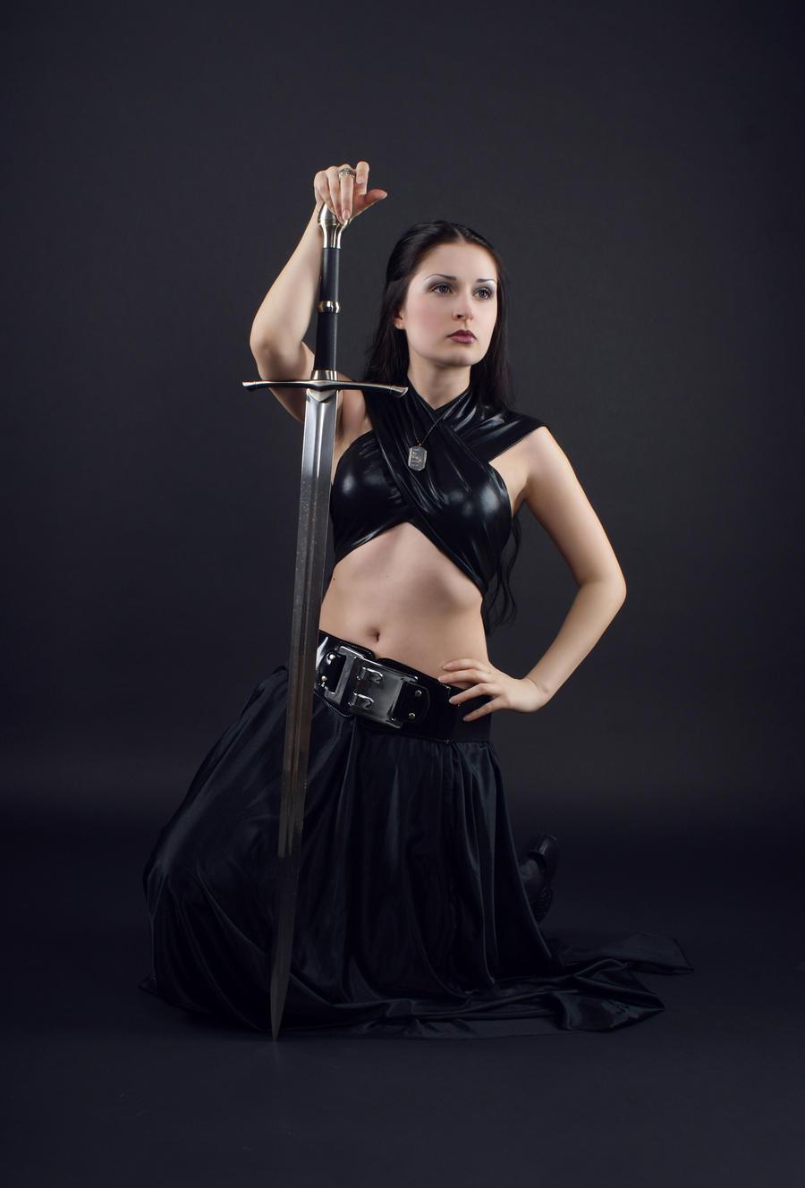 Anett Frozen the Warrior by anettfrozen
