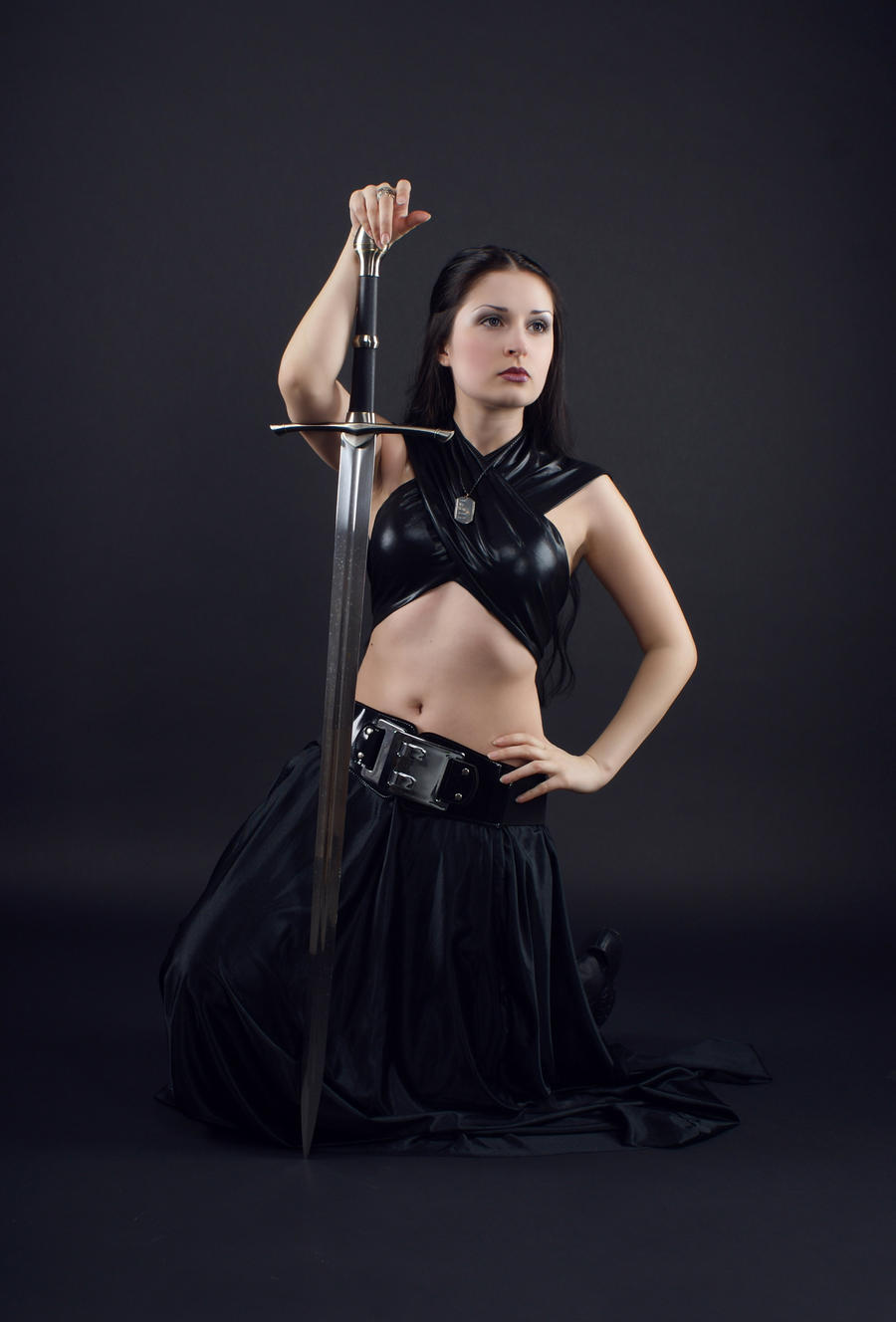 Anett Frozen the Warrior