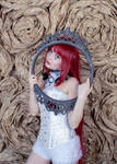 Anett Frozen as Emilie Autumn