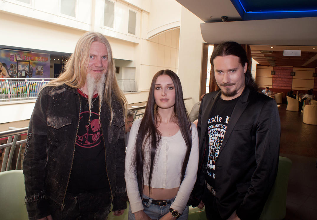 Anett Frozen and Nightwish by anettfrozen