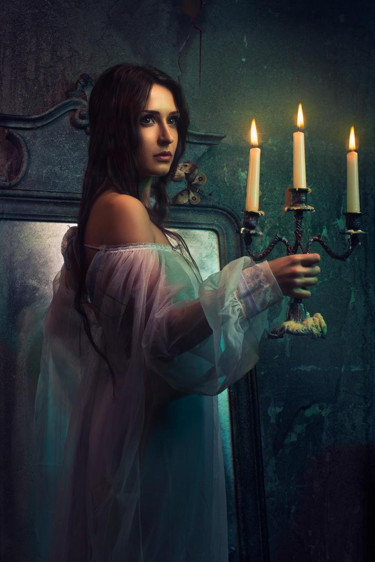 Lucille Sharpe by anettfrozen