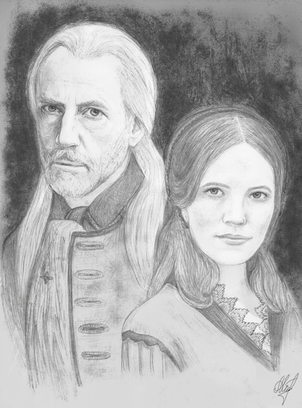 Magistrate and Anne Hale by anettfrozen