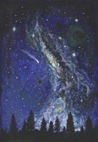 Milky Way by anettfrozen