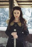 Lyanna Stark by anettfrozen