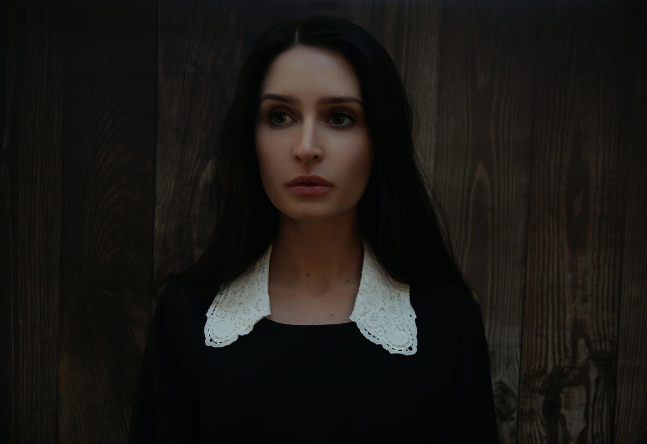 Mary Sibley cosplay by anettfrozen