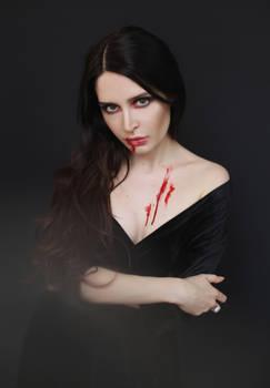A Vampire