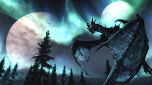 The Moons of Skyrim