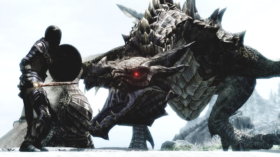 Dragon Slayer by Vicki73