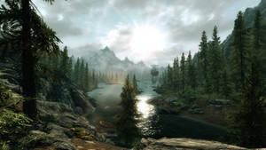 Scenic Skyrim