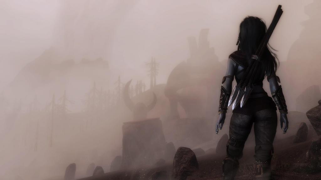 Return To Morrowind By Vicki73