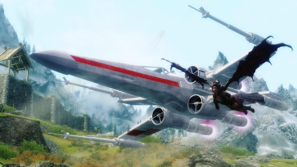 Race The Skies by Vicki73