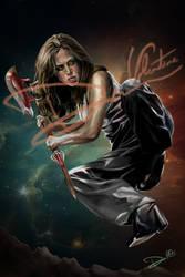 Faith the Vampire Slayer-Buffy, Angel