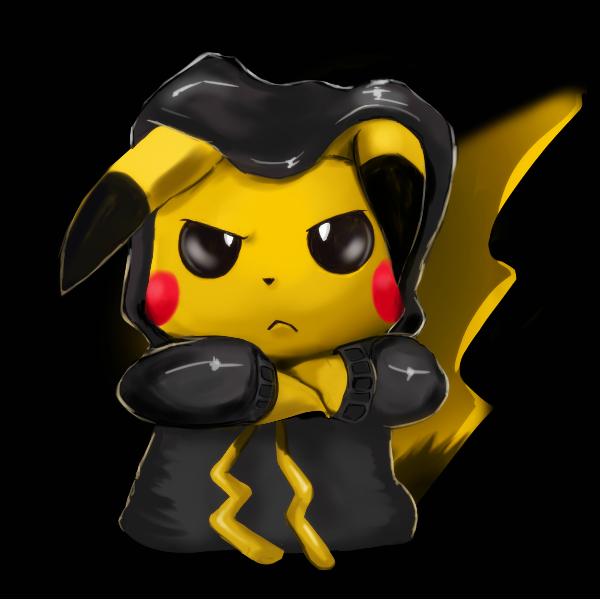 Pikachu by Gatoh721