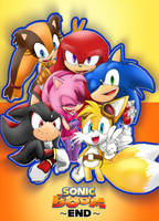 SONIC BOOM ~END~ by Gatoh721