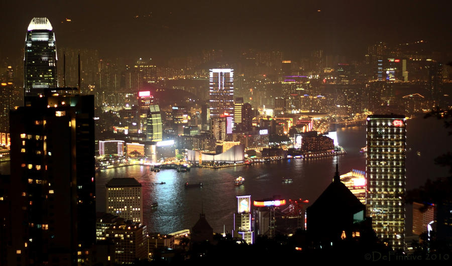 Cityscapes & Skylines Hong Kong wallpaper