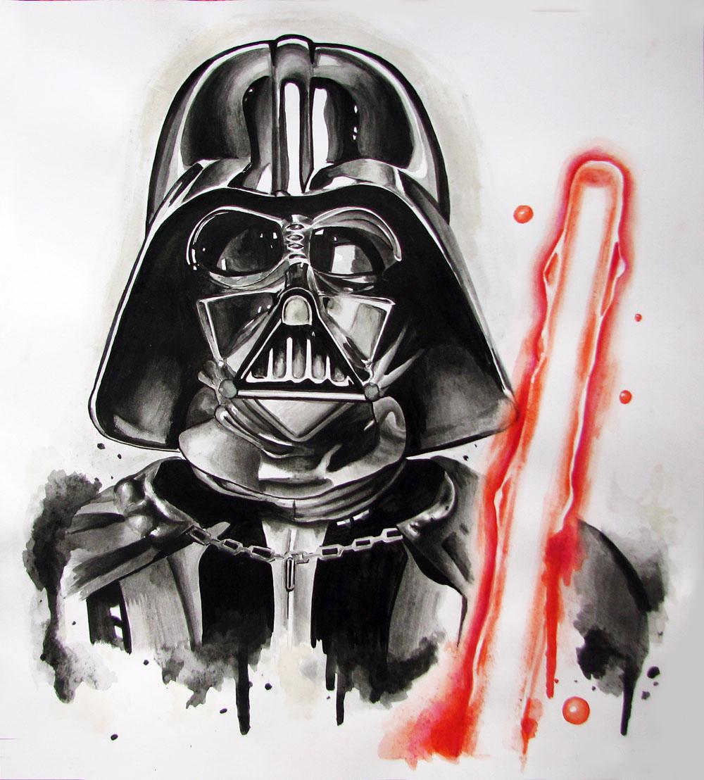 Darth Vader by ArtAlexia on DeviantArt